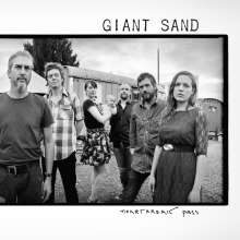 Giant Sand: Heartbreak Pass (180g) (Limited Edition) (Clear Vinyl), LP