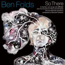 Ben Folds: So There (180g) (Limited-Edition) (Colored Vinyl), 2 LPs