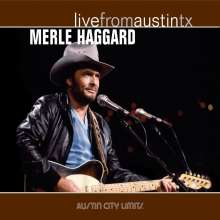 Merle Haggard: Live From Austin TX (180g), LP