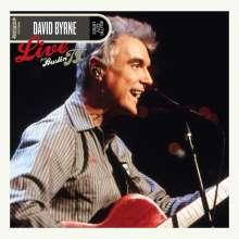 David Byrne: Live From Austin,TX 2001 (180g), 2 LPs