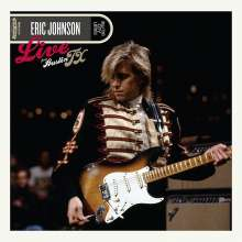 Eric Johnson: Live From Austin, TX (180g), 2 LPs