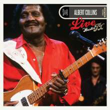 Albert Collins: Live From Austin, TX (180g), 2 LPs