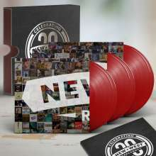 New West Records 20th Anniversary (180g) (Limited-Edition-Box-Set) (Red Vinyl), 6 LPs