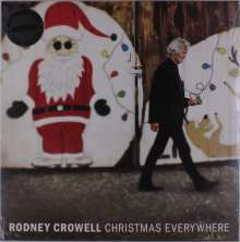Rodney Crowell: Christmas Evereywhere (Colored Vinyl), LP