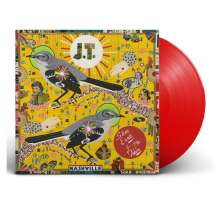 Steve Earle & The Dukes: J.T. (Limited Edition) (Chicago Cubs Red Vinyl), LP