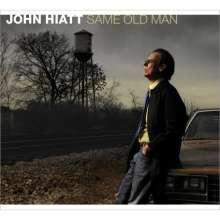 John Hiatt: Same Old Man (Limited Edition CD + DVD), 1 CD und 1 DVD