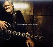 Kris Kristofferson: Closer To The Bone, CD