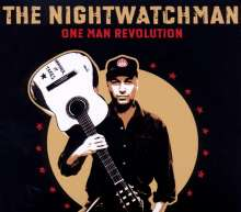Tom Morello (Nightwatchman): One Man Revolution, CD