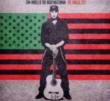 Tom Morello (Nightwatchman): The Fabled City, CD