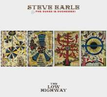 Steve Earle & The Dukes & Duchesses: The Low Highway, CD