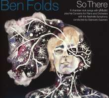 Ben Folds: So There, CD