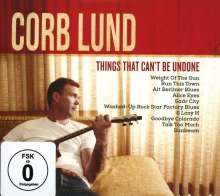 Corb Lund: Things That Can't Be Undone, 2 CDs