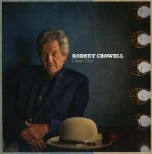 Rodney Crowell: Close Ties, CD