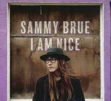 Sammy Brue: I Am Nice, CD