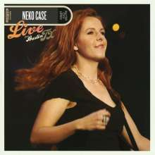 Neko Case: Live From Austin, TX, 2 CDs