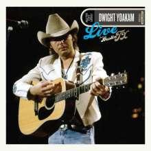 Dwight Yoakam: Live From Austin, TX, 2 CDs