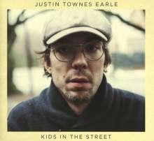 Justin Townes Earle: Kids In The Street, CD