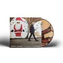 Rodney Crowell: Christmas Everywhere, CD