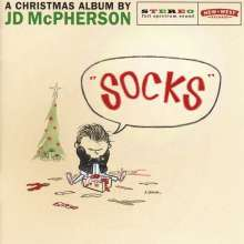 JD McPherson: Socks, CD