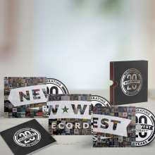 New West Records 20th Anniversary (Limited-Edition), 3 CDs