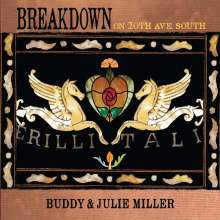 Buddy Miller & Julie: Breakdown On 20th Ave. South, CD