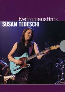 Susan Tedeschi: Live From Austin, Tx, 17.06.2003, DVD