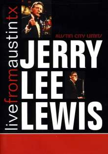 Jerry Lee Lewis: Live From Austin, Tx, 1983, DVD