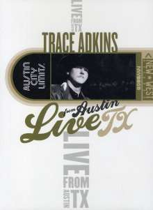 Trace Adkins: Live From Austin Texas, DVD
