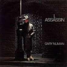 Gary Numan: I, Assasin (Green Vinyl) (remastered), LP
