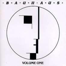 Bauhaus: 1979 - 1983 Vol. 1, CD