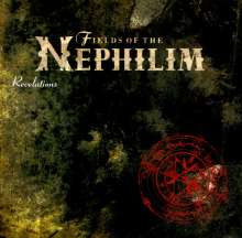 Fields Of The Nephilim: Revelations - The Best Of Fields Of The Nephilim, CD