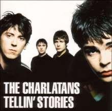 The Charlatans (Brit-Pop): Tellin' Stories, CD