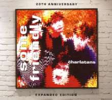 The Charlatans (Brit-Pop): Some Friendly (20th Anniversary Expanded Version), 2 CDs