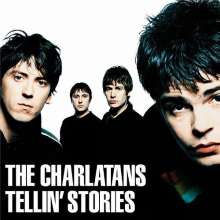 The Charlatans (Brit-Pop): Tellin' Stories - Expanded, 2 LPs