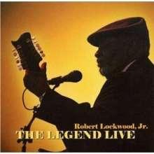 Robert Lockwood Jr.: The Legend Live, CD