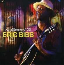 Eric Bibb: An Evening With Eric Bibb, CD