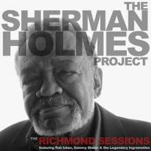 Sherman Holmes: The Sherman Holmes Project: The Richmond Sessions, CD
