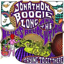 """Jonathon """"Boogie"""" Long: Trying To Get There, CD"""