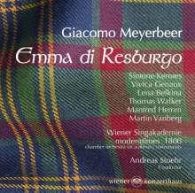 Giacomo Meyerbeer (1791-1864): Emma di Resburgo, 2 CDs