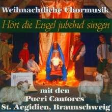 Pueri Cantores - Hört die Engel jubelnd singen, CD