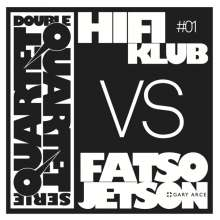 Hifiklub Vs. Fatso Jetson: Double Quartet Serie #01, LP