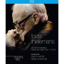 Toots Thielemans (1922-2016): Live At Le Chapiteau Opera De Liege, May 17, 2012, Blu-ray Disc