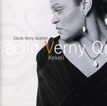 Cecile Verny (geb. 1969): Kekeli, CD