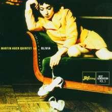 Martin Auer (geb. 1976): Olivia, CD