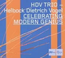 David Helbock (geb. 1984): Celebrating Modern Genius, CD