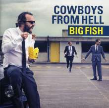 Cowboys From Hell: Big Fish, CD