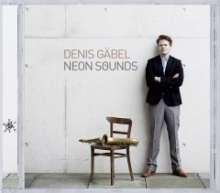 Denis Gäbel (geb. 1979): Neon Sounds, CD