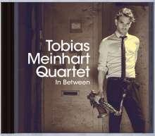 Tobias Meinhart (geb. 1983): In Between, CD