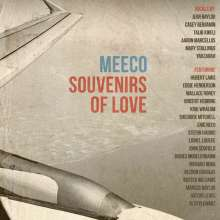 Meeco: Souvenirs Of Love, CD