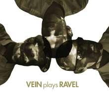 VEIN: Vein Plays Ravel, CD